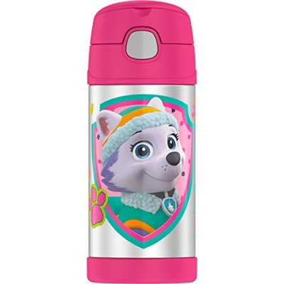 Thermos Funtainer 12 oz Bottle, Paw Patrol [並行輸入品]