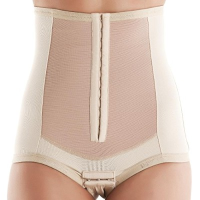 C-Section Recovery, Incision Healing, Compression Abdominal Binder - Medical-Grade Bellefit Corset