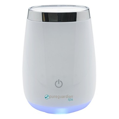 PureGuardian SPA210 Ultrasonic Cool Mist Aromatherapy Essential Oil Diffuser with Touch Controls by...