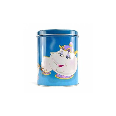 Disney Beauty & The Beast Sugar Canister