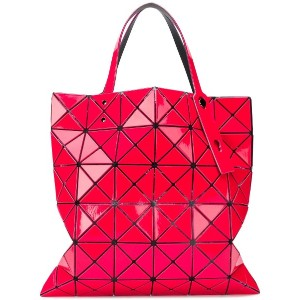 Bao Bao Issey Miyake Lucent W Color トートバッグ - ピンク