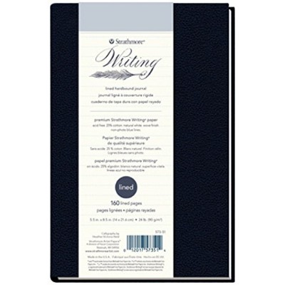 Strathmore 500 Writing Softcover Lined 5.5X8