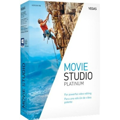VEGAS Movie Studio 15 Platinum 0000253220