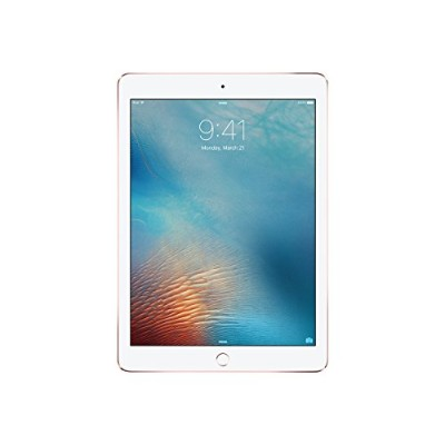 iPad Pro 9.7-inch (32GB, Wi-Fi, Rose Gold) 2016 Model(US Version, Imported)