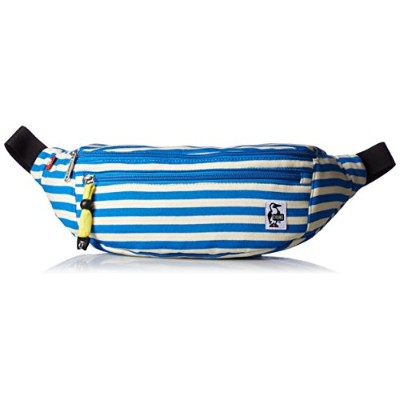 [チャムス] ウェストバッグ Spur Fanny Pack Sweat II CH60-0626-0118-00 A047 Blue/Natural