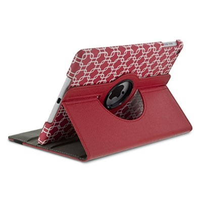 Aduro ROTATA 360度回転ケースカバーFolio w/Stand For Apple iPad Air 2 ADAIPX-RTXXX-CS-iPad Air2-Links