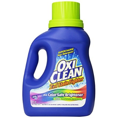 OxiClean 2-in-1 Stain Fighter, Free, 45 Oz by OxiClean