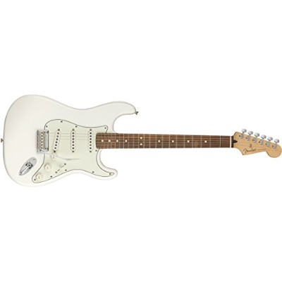 Fender エレキギター Player Stratocaster®, Pau Ferro fingerboard, Polar White