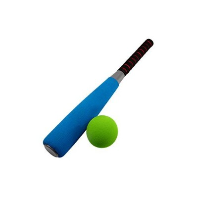 Uarzt Soft Foam Baseball Bat and ball Set Toys for Kids Childrens Toddler Boy Gifts, with colourful...