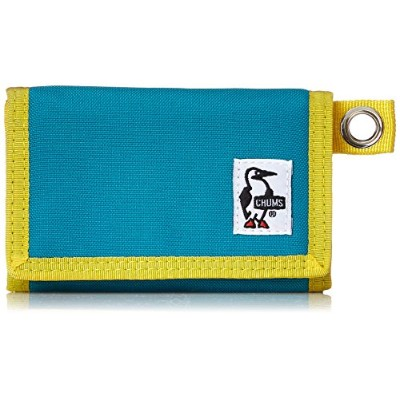 [チャムス]財布 Eco Small Wallet Turqouise Isle