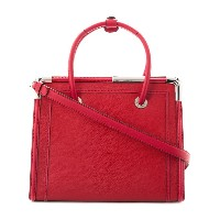 Karl Lagerfeld Rocky Saffiano tote bag - レッド