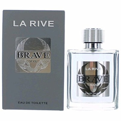 La Rive Brave Man 100ml/3.3oz Eau De Toilette Spray Cologne Fragrance for Him