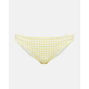【Theory】【Swimsuit】Onia x Theory GINGHAM Lilly 【Swimsuit】Onia x Theory表面感のあるイエローのギンガムチェックがキュートなボトムス。...
