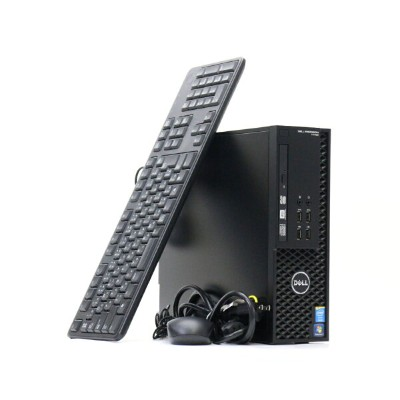 DELL Precision T1700 SFF Xeon E3-1240v3 3.4GHz 8GB 500GB(SATA2.5インチ) Quadro K600 DVD+-RW Windows7...