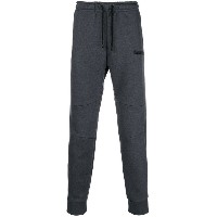 Fendi loose fitted track trousers - グレー