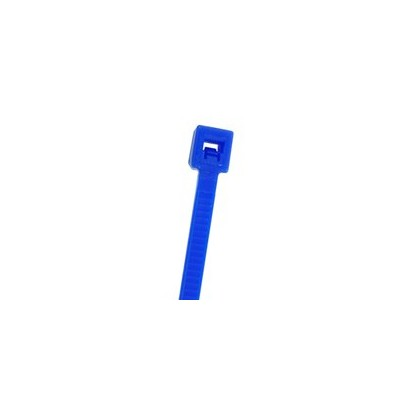 Anchor Brand 102-418BLU 4.1 in. 18 lbs Cable Tie - Blue