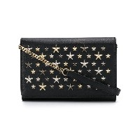 Jimmy Choo Elise shoulder bag - ブラック