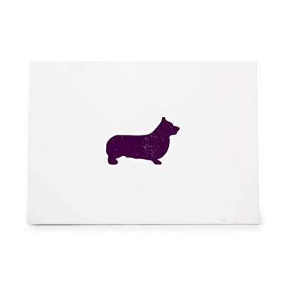 Welsh Corgi Breed Dog Style 6252, Rubber Stamp Shape great for Scrapbooking, Crafts, Card Making,...