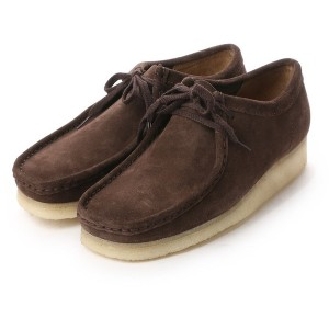 【SALE 10%OFF】クラークス Clarks Clarks Wallabee (DARKBROWN) メンズ