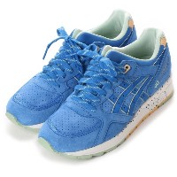 アシックス asics atmos  GEL-LYTE SPEED (BLUE) レディース
