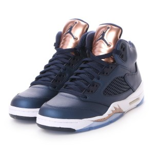 【SALE 10%OFF】ナイキ NIKE Kinetics AIR JORDAN 5 RETRO (NAVY) メンズ