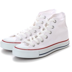【SALE 15%OFF】【ピーシーティーP・C・T】CONVERSE CANVAS ALL STAR HI (WHITE) メンズ