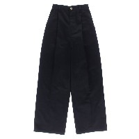 【SALE 25%OFF】イーハイフンワールドギャラリー E hyphen world gallery UNIVERSAL OVERALL WIDE PANTS (Navy)