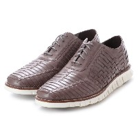 【SALE 70%OFF】コール ハーン COLE HAAN ZEROGRAND HRCH OXFRD (IRONSTONE) メンズ