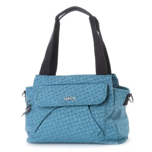 【SALE 30%OFF】キプリング Kipling EUGENIA (Real Teal Emb) レディース