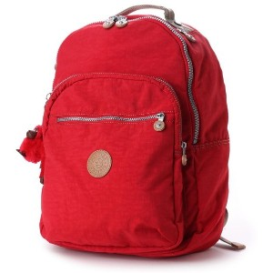 キプリング Kipling CLAS SEOUL (true red c) レディース