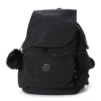 【SALE 30%OFF】キプリング Kipling CITY PACK (true dazz black) レディース