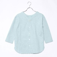 【SALE 70%OFF】コムサイズム COMME CA ISM 2WAY釦あきカットソー (ミント)