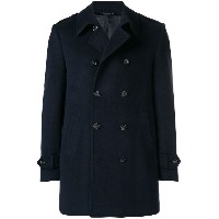 Tonello cashmere military coat - ブルー