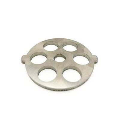 Berucci Stainless Steel 6 Hole Meat Grinder Plate Disc Blade for FGA KitchenAid Mixer Attachment 1...