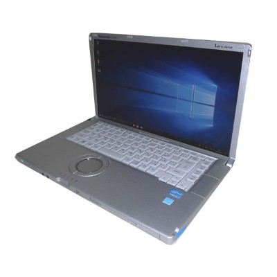 中古パソコン ノート Windows10 Panasonic Let'sNote CF-B11 (CF-B11TWABR) Core i7-3635QM 2.4GHz/8GB/750GB...