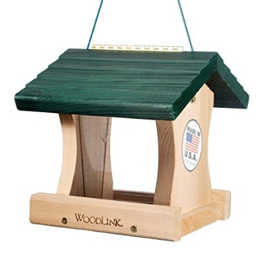 WoodLink GGRF Cedar Garden Feeder - Small