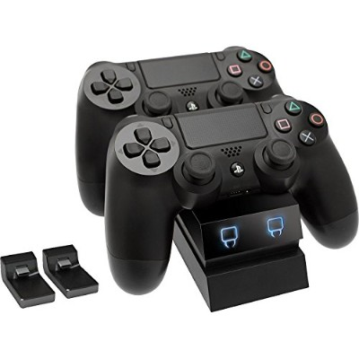 High Quality Twin Sony Docking Station - Dual Charging for PS4 Controller/Gamepad - PlayStation 4
