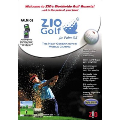 ZIOGolf for Palm OS (輸入版)