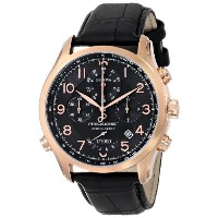 【当店1年保証】ブローバBulova Men's 97B122 Precisionist Chronograph Watch