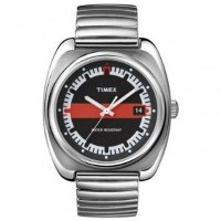【当店1年保証】タイメックスTimex Originals T2N587 Mens Black Silver Watch