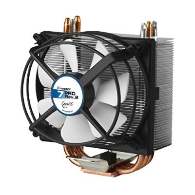ARCTIC Freezer 7 Pro Rev 2 - 150 Watt Multicompatible Low Noise CPU Cooler for AMD and Intel...