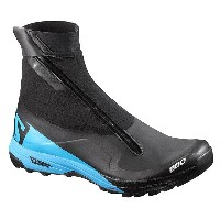 サロモン メンズ 陸上 シューズ・靴【S-Lab XA Alpine Boot】Black / Racing Blue / Racing Red