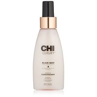 CHI Luxury Black Seed Oil Leave-In Conditioner 118ml/4oz並行輸入品