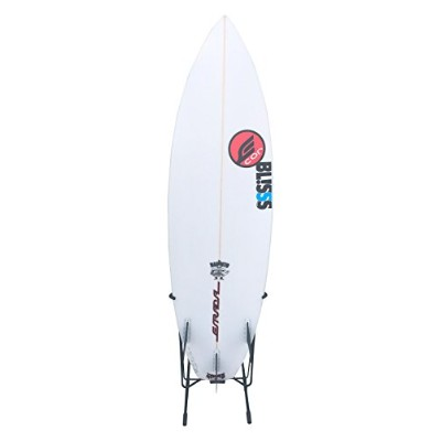 COR Surf Surfboard Stand | Works with Shortboards Longboards | No Center Fin Needed