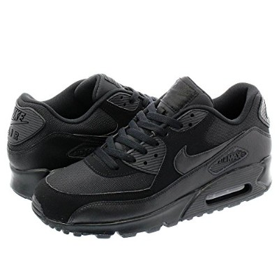 [ナイキ] NIKE AIR MAX 90 ESSENTIAL BLACK/BLACK/BLACK [並行輸入品]
