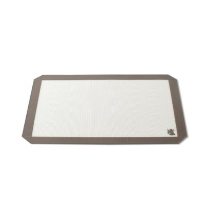 Nordic Ware Deluxe Silicone Fabric Baking Mat by Nordic Ware