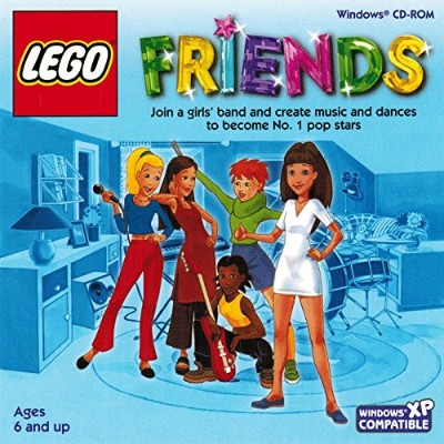 Lego Friends (輸入版)