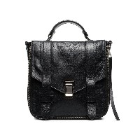 Proenza Schouler PS1+ Zip Backpack - ブラック