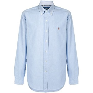 Ralph Lauren long-sleeve shirt - ブルー