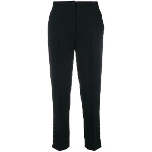 No21 cropped trousers - ブラック